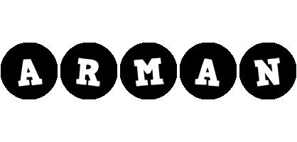 Arman tools logo