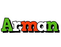 Arman venezia logo