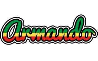 Armando african logo