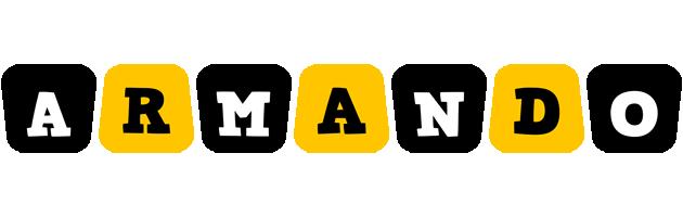 Armando boots logo