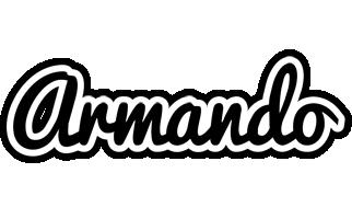 Armando chess logo