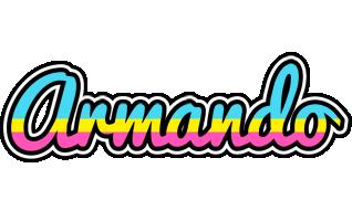 Armando circus logo