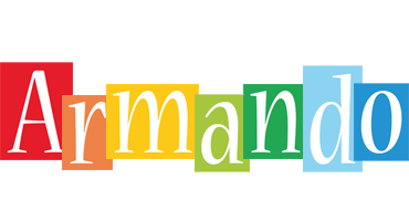 Armando colors logo