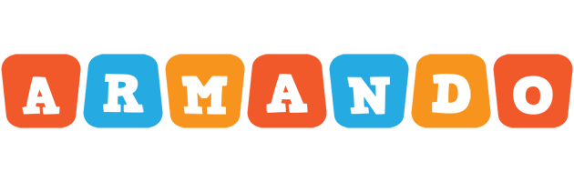 Armando comics logo