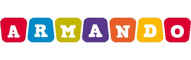 Armando daycare logo