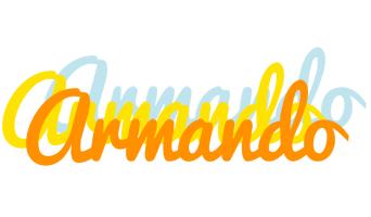 Armando energy logo