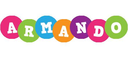 Armando friends logo