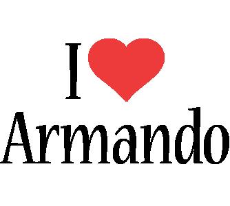 Armando i-love logo