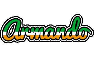 Armando ireland logo
