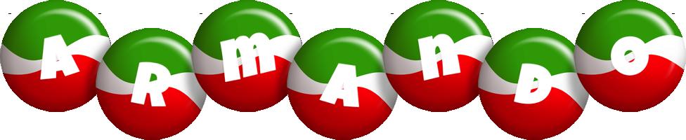 Armando italy logo
