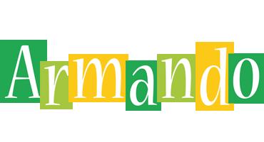 Armando lemonade logo