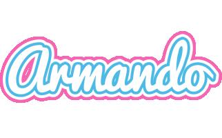 Armando outdoors logo