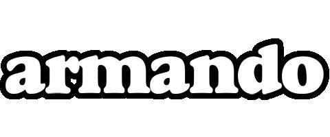 Armando panda logo