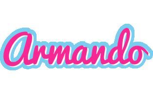 Armando popstar logo
