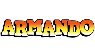 Armando sunset logo