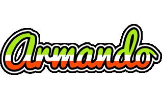 Armando superfun logo
