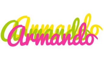 Armando sweets logo