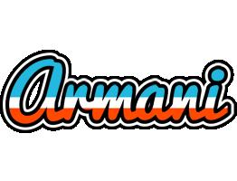 Armani america logo