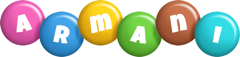 Armani candy logo