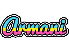 Armani circus logo