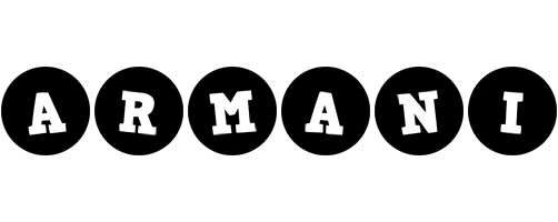Armani tools logo