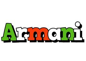 Armani venezia logo