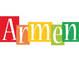 Armen colors logo