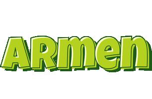 Armen summer logo