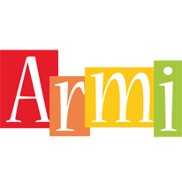 Armi colors logo