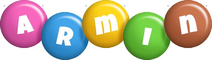 Armin candy logo