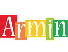 Armin colors logo