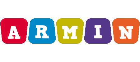 Armin kiddo logo