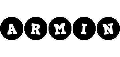 Armin tools logo