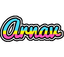 Arnav circus logo