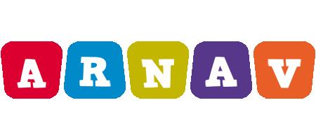 Arnav daycare logo