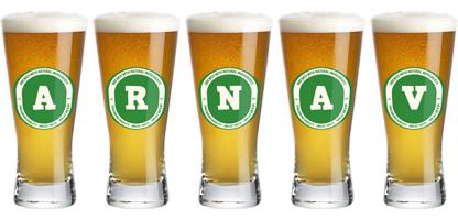Arnav lager logo