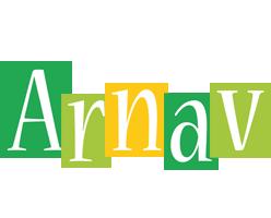 Arnav lemonade logo