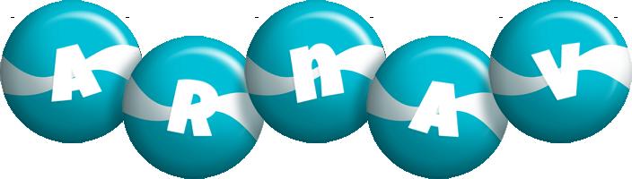 Arnav messi logo