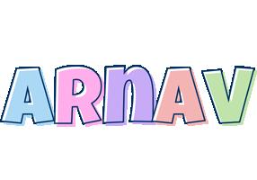 Arnav pastel logo