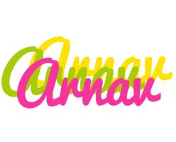 Arnav sweets logo