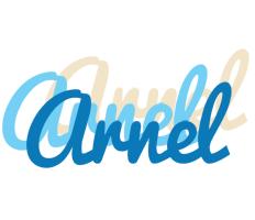 Arnel breeze logo