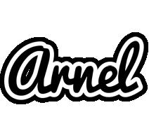 Arnel chess logo
