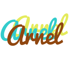 Arnel cupcake logo