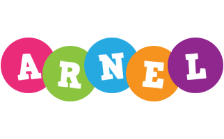 Arnel friends logo