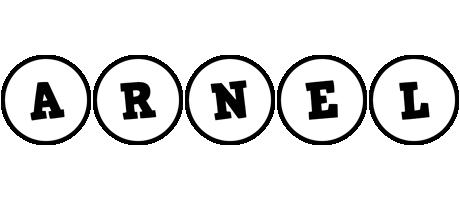 Arnel handy logo