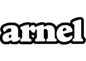 Arnel panda logo