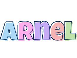 Arnel pastel logo