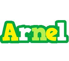 Arnel soccer logo