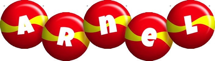 Arnel spain logo