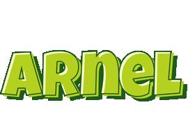 Arnel summer logo